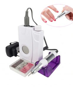 Portable Electric Nail Drill