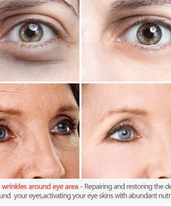Eye Cream Peptide Collagen Anti-Wrinkle Anti-aging Remover Dark Circles Eye Care Against Puffiness