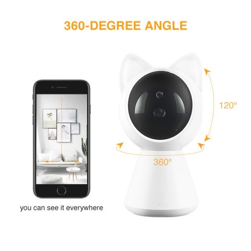 cat IP WiFi Camera